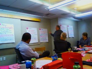 Leadership Retreat with Meydenbauer Center